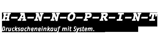 HANNOPRINT Logo